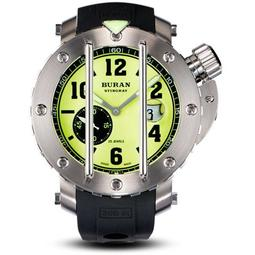 Ceas Buran (Swiss) Stingray Automatic
