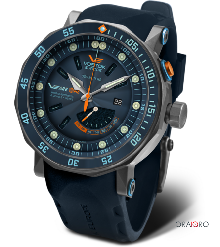 Ceas Vostok - Europe VEareONE Power Reserve Special Edition
