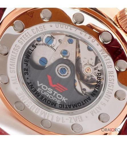 Ceas Vostok - Europe Gaz-14 Dual Time Automatic
