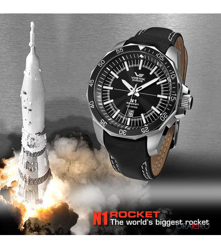 Ceas Vostok - Europe Rocket N1 Automatic
