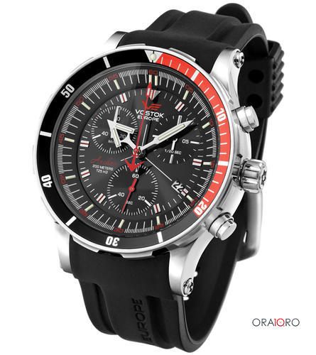 Ceas Vostok - Europe Anchar Tritium Grand Chrono