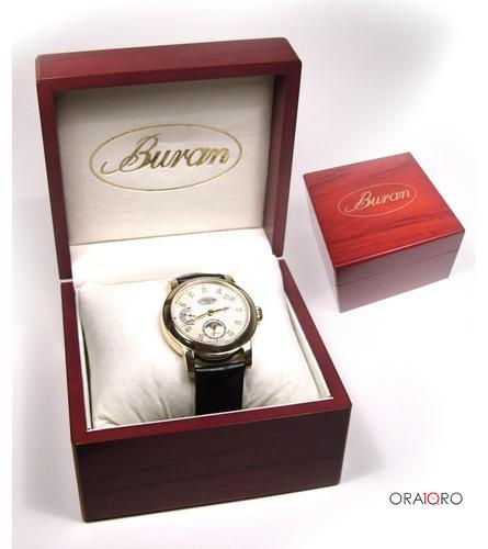 Ceas Buran (Swiss) Lady Executive Chrono