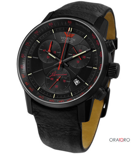 Ceas Vostok - Europe Gaz-14 Grand Chrono Tritium