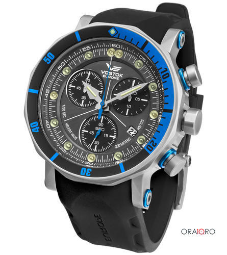 Ceas Vostok - Europe Lunokhod 2 Grand Chrono
