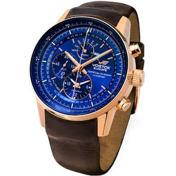 Ceas Vostok - Europe Gaz-14 Multifunction Tritium Grand Chrono