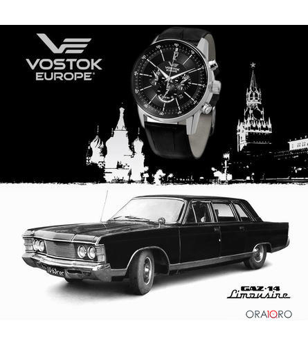 Ceas Vostok - Europe Gaz-14 Chrono