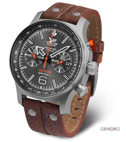 Ceas Vostok - Europe Expedition North Pole-1 Titanium Edition