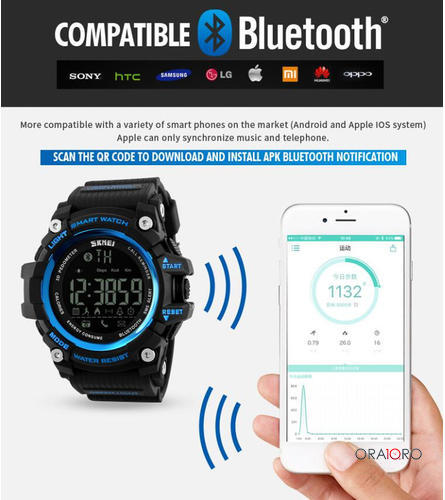 Ceas SKMEI Smart Watch