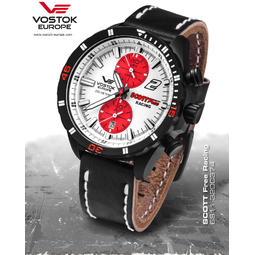 Ceas Vostok - Europe Scott Free Race