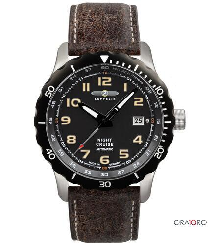 Ceas Zeppelin Night Cruise Automatic