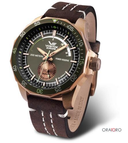 Ceas Vostok - Europe Rocket N1 Automatic Power Reserve